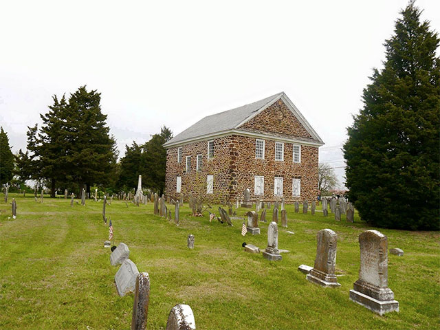 The Old Stone Church