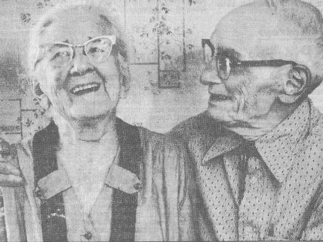 Fairton to Toast Couple Married 70 Years